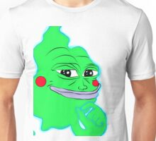 Dimple Pepe Unisex T-Shirt