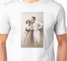 Romantic Couple Unisex T-Shirt
