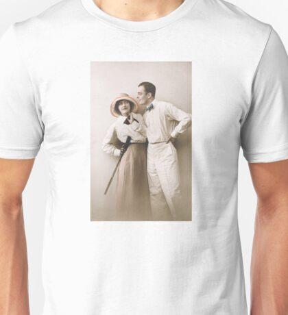 Romantic Couple Unisex T-Shirt