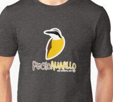 Pecho Amarillo Unisex T-Shirt