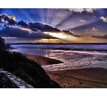 Watergate Bay Photographic Print