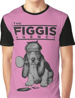 The Figgis Agency - Archer Graphic T-Shirt