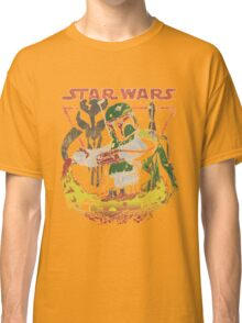 Boba Fett - Mission To Tatooine Classic T-Shirt