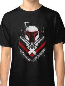 Boba Fett - Only Promises Classic T-Shirt