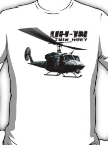 UH-1N Twin Huey T-Shirt