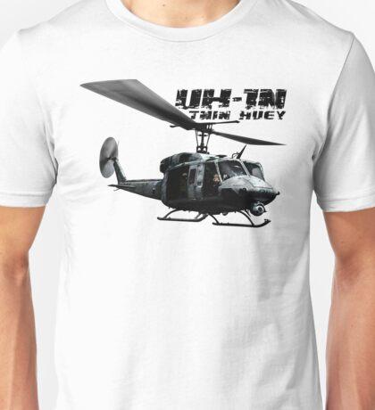 UH-1N Twin Huey Unisex T-Shirt
