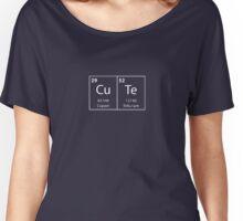 CuTe Women's Relaxed Fit T-Shirt