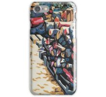 Still Life With Firewood And Rooster iPhone Case/Skin