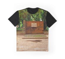 The Great Synagogue, Pest, 3 Graphic T-Shirt