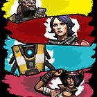 Back to the Borderlands by Josbel