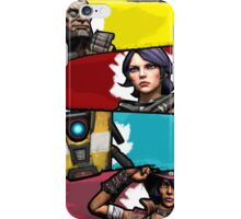 Back to the Borderlands iPhone Case/Skin