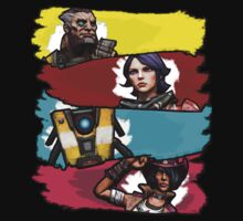 Back to the Borderlands T-Shirt