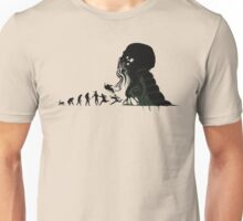 Lovecraft Darvinian Unisex T-Shirt