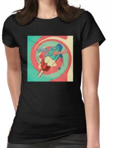 BombPop Womens Fitted T-Shirt