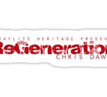 ReGeneration by Chris Dawid 2 Sticker