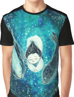 SONG OF THE SEA MOVIE Graphic T-Shirt