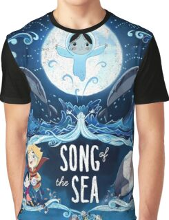 SONG OF THE SEA MOVIE 2 Graphic T-Shirt