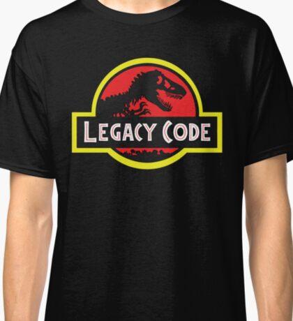 Legacy Code Classic T-Shirt