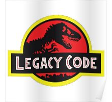 Legacy Code Poster