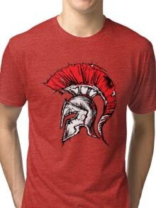 Spartan! Tri-blend T-Shirt