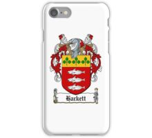 Hackett (Dublin) iPhone Case/Skin