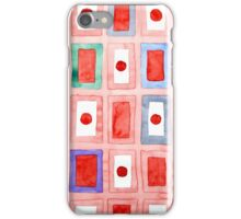 Japanese Flags Pattern iPhone Case/Skin