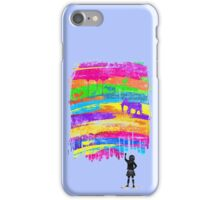 The Painter iPhone Case/Skin