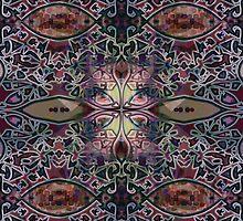 Light Pattern 40 by Niyanna Hitchens