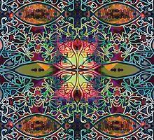 Light Pattern 37 by Niyanna Hitchens