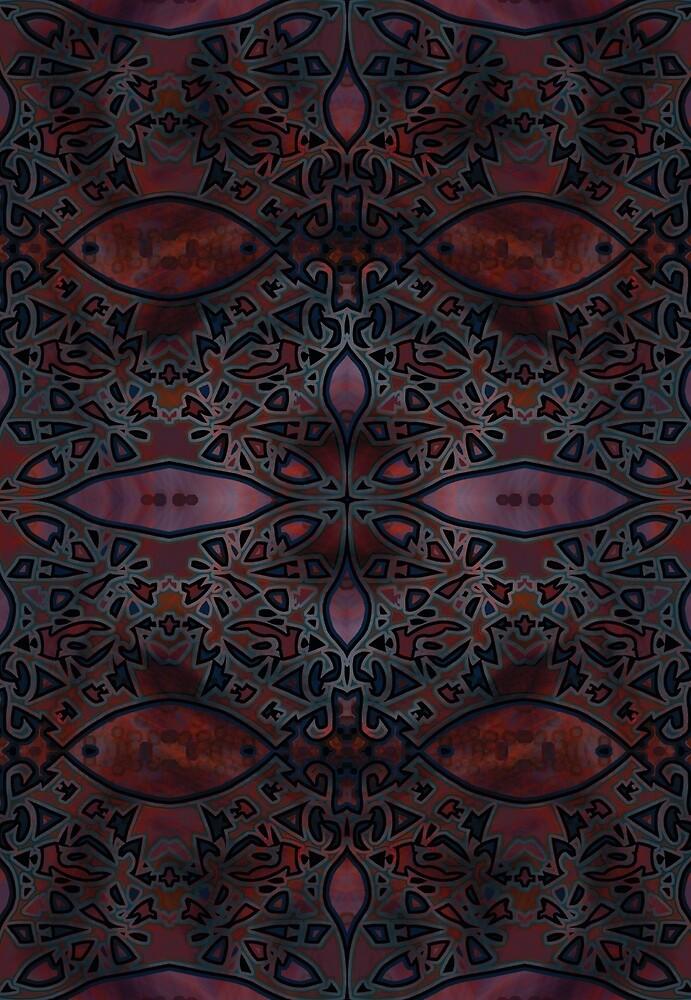 Light Pattern 34 by Niyanna Hitchens