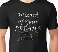Wizard Of Your Dreams (White) Unisex T-Shirt