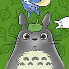 My Neighbor Totoro by StudioMarimo