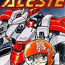 M.U.S.H.A. Aleste by RetroGameAddict