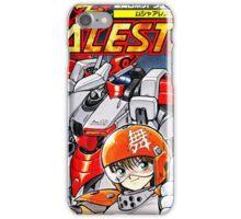 M.U.S.H.A. Aleste iPhone Case/Skin