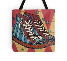 Funky shoes Tote Bag