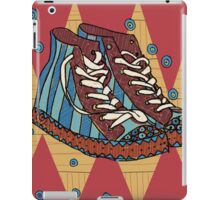 Funky shoes iPad Case/Skin
