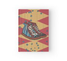 Funky shoes Hardcover Journal