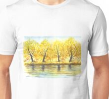 Autumn trees Unisex T-Shirt