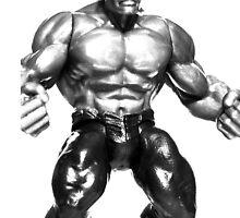 The Hulk by creativePanzee