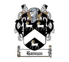 Harman (Carlow) by HaroldHeraldry