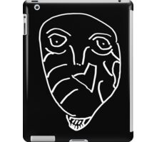 Deathhead iPad Case/Skin