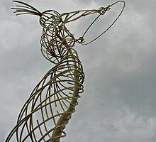 Statue in Belfast by julie08