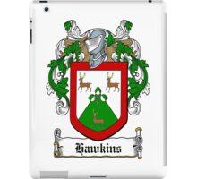 Hawkins (Wexford) iPad Case/Skin