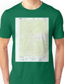 USGS TOPO Map California CA Black Rock Mountain 20120214 TM geo Unisex T-Shirt