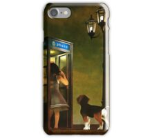 Phoning home iPhone Case/Skin