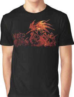 °FINAL FANTASY° Final Fantasy Tactics TWOTL Space Logo Graphic T-Shirt