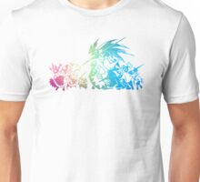°FINAL FANTASY° Final Fantasy Tactis TWOTL Rainbow Logo Unisex T-Shirt