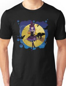 Cute Witch Unisex T-Shirt