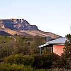 Flinders Ranges - Rawnsley Park by Georgie Sharp