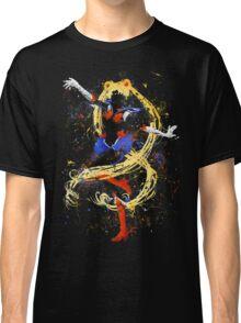 Abtract Sailor Moon Classic T-Shirt